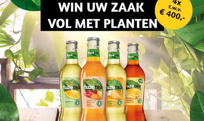Win uw zaak vol met planten!