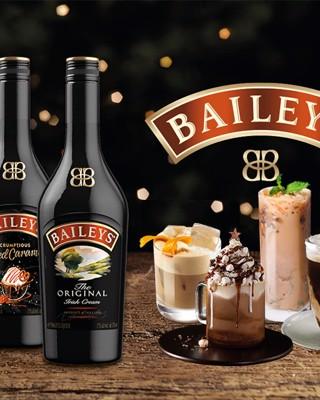 Baileys: feestelijk genieten en meer marge