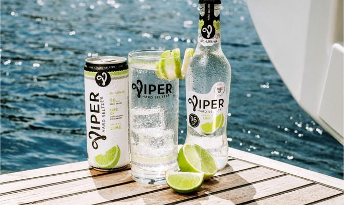Viper Hard Seltzer