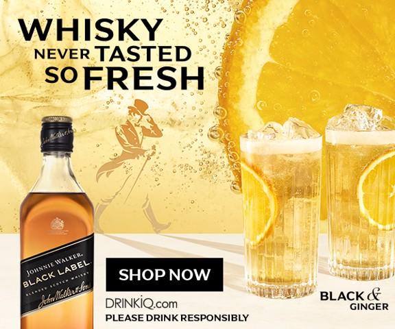 Ontdek de sterke, gedurfde smaken van Johnnie Walker met deze whisky cocktails