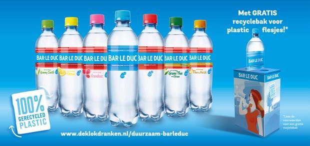 Milieubewust bezig zijn, Bar-Le-Duc doet het!