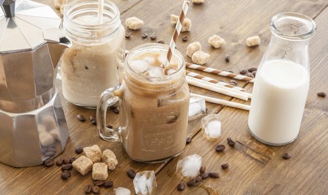 Frozen Iceccino: IJskoffie