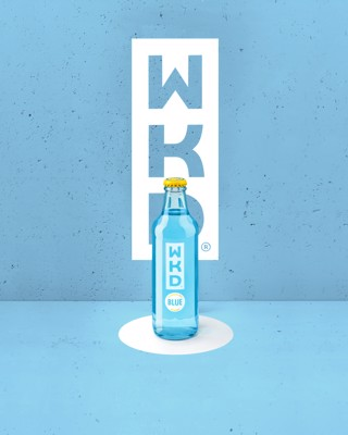 WKD: een verassende mix van wodka en sprankelende fruitsmaken!