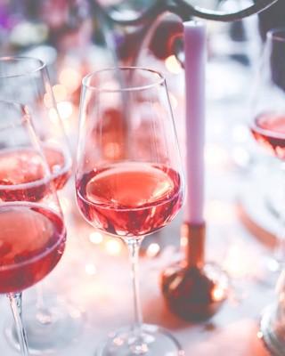 Rosé wijn, van aardbei tot zalm.