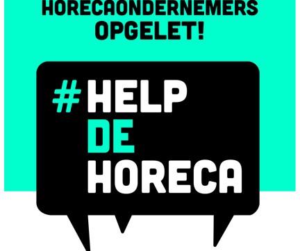 DE KLOK DRANKEN IS TROTSE PARTNER VAN #HELPDEHORECA
