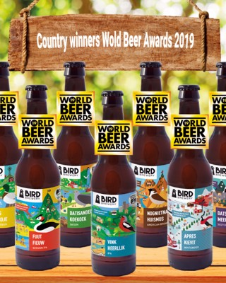 De World Beer Awards 2019