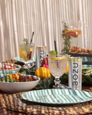 Bozu Vodka Soda: Hard Seltzer