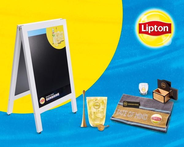 Lipton Ice Tea: het perfecte drankje voor elk moment van de dag!