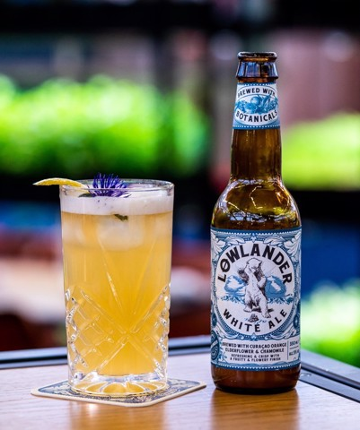 Iedere maandag een nieuwe cocktail met bier als de basis
