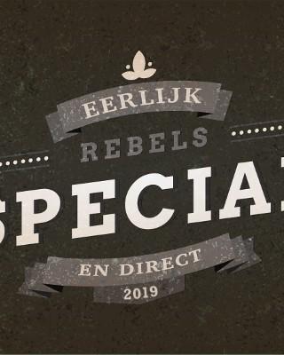 REBELS SPECIAL - HOOFD, SCHOUDERS, IPA, IPA