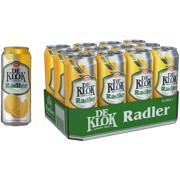 De Klok Radler blik tray 12x0,50L