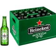Heineken Pils krat 24x0,30L