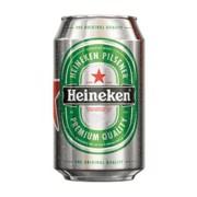 Heineken Pils blik tray 4x6x0,33L