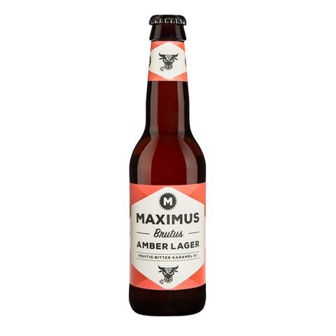 Maximus Brutus 6 doos 24x0,33L
