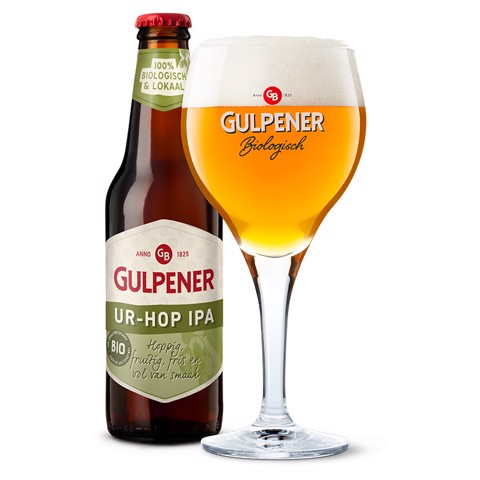 Gulpener Bio Ur-Hop IPA krat 24x0,30L