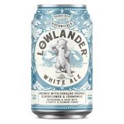 Lowlander White Ale blik tray 24x0,33L