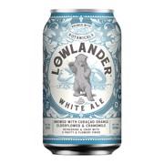 Lowlander White Ale blik   doos 12x0,33L