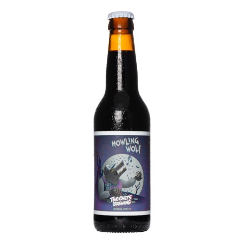 Two Chefs Howling Wolf doos 24x0,33L