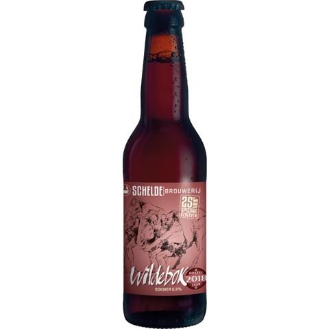 Schelde Wildebok doos 24x0,33L