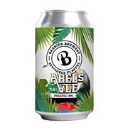 Bax Abel's Ale blik doos 12x0,33L