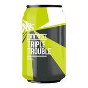 Van Moll Triple Trouble blik doos 24x0,33L