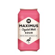Maximus Crystal Meth Sour blik  doos 24x0,33L
