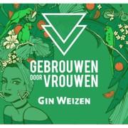 Gebrouwen door Vrouwen Gin Weizen     fust 20L