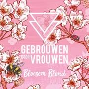 Gebrouwen door Vrouwen Bloesem Blond  fust 20L