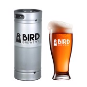 Bird Rumoerige Roodborst fust 20L