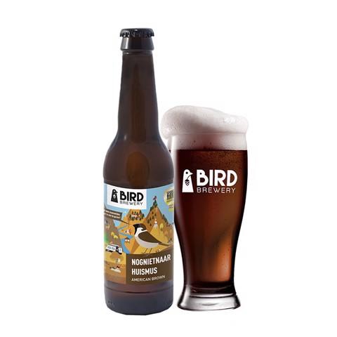 Bird Nognietnaar Huismus doos 24x0,33L