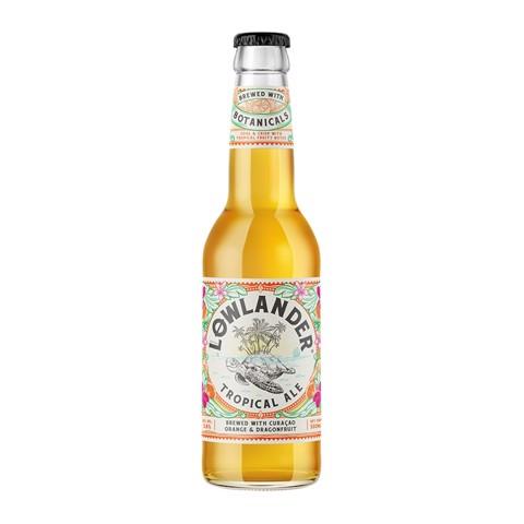 Lowlander Tropical Ale doos 12x0,33L