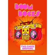 Two Chefs Boom Bocks Tonka    fust 20L