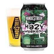 VandeStreek Hazy Weekend NEIPA blik doos 24x0,33L