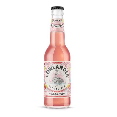 Lowlander Floral Ale       doos 12x0,33L