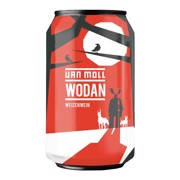 Van Moll Wodan blik        doos 24x0,33L
