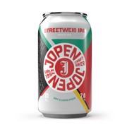Jopen Streetweiss IPA blik doos 12x0,33L