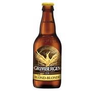 Grimbergen Blond krat 24x0,33L