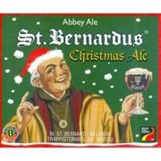 St. Bernardus Christmas Ale     fust 20L