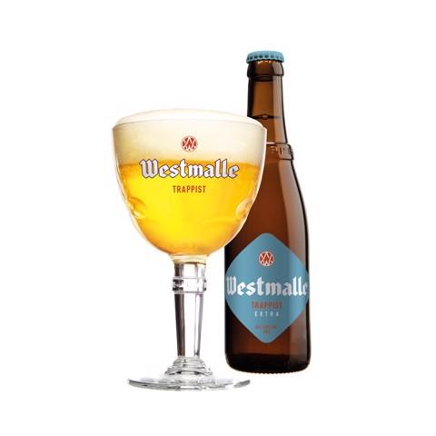 Westmalle Extra            krat 24x0,33L