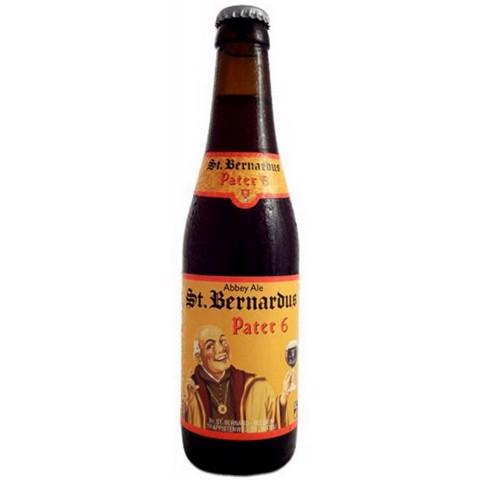 St. Bernardus Pater 6 krat 24x0,33L