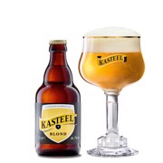 Kasteel Blond  krat 24x0,33L