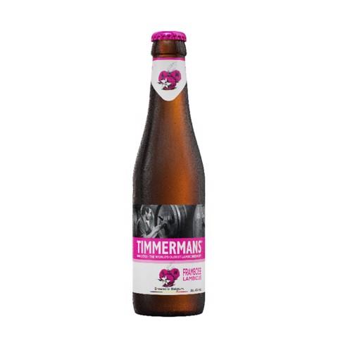 Timmermans Framboise krat 24x0,25L