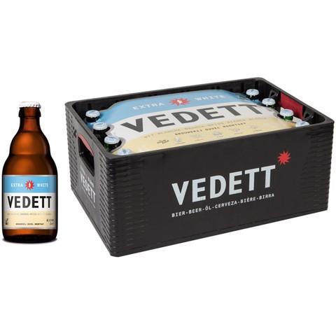 Vedett Extra White krat 24x0,33L