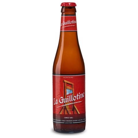 La Guillotine krat 24x0,33L