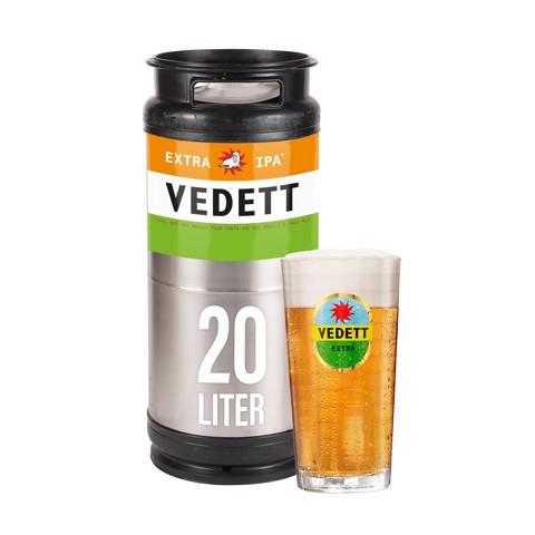 Vedett Extra Ordinary IPA fust 20L