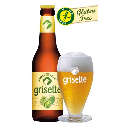 St. Feuillien Grisette Blond krat 24x0,25L