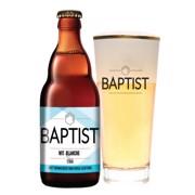 Baptist Wit krat 6x4x0,33L