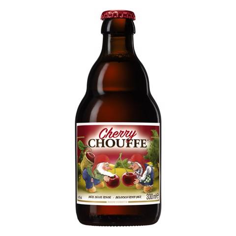 Cherry Chouffe krat 24x0,33L