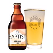 Baptist Blond krat 6x4x0,33L