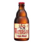 Waterloo Triple Blond krat 24x0,33L